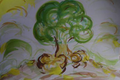 Fantasy Tree sample by R.L. Douglas