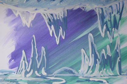 Ice Cave sample by R.L. Douglas