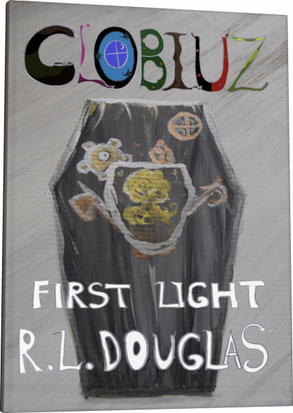 Globiuz: First Light, front cover