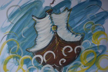 Sailing sample by R.L. Douglas