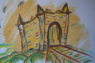 Castle Night sample by R.L. Douglas