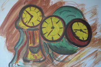 Clocks sample by R.L. Douglas