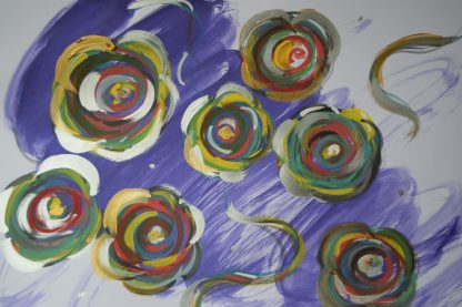 April Roses sample by R.L. Douglas