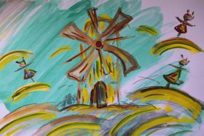 Windmill sample by R.L. Douglas