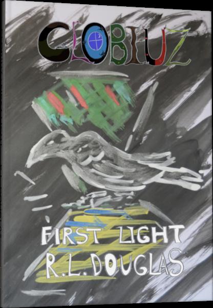 Globiuz: First Light, alternative cover