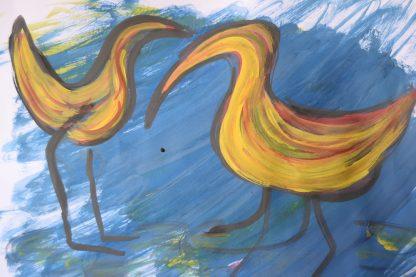 June Birds sample by R.L. Douglas